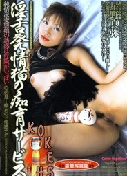 KOKESHI Vol.4 The Domestication Of Erotic Cat